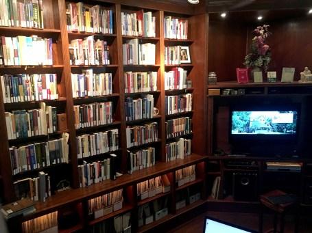 LibraryShelves