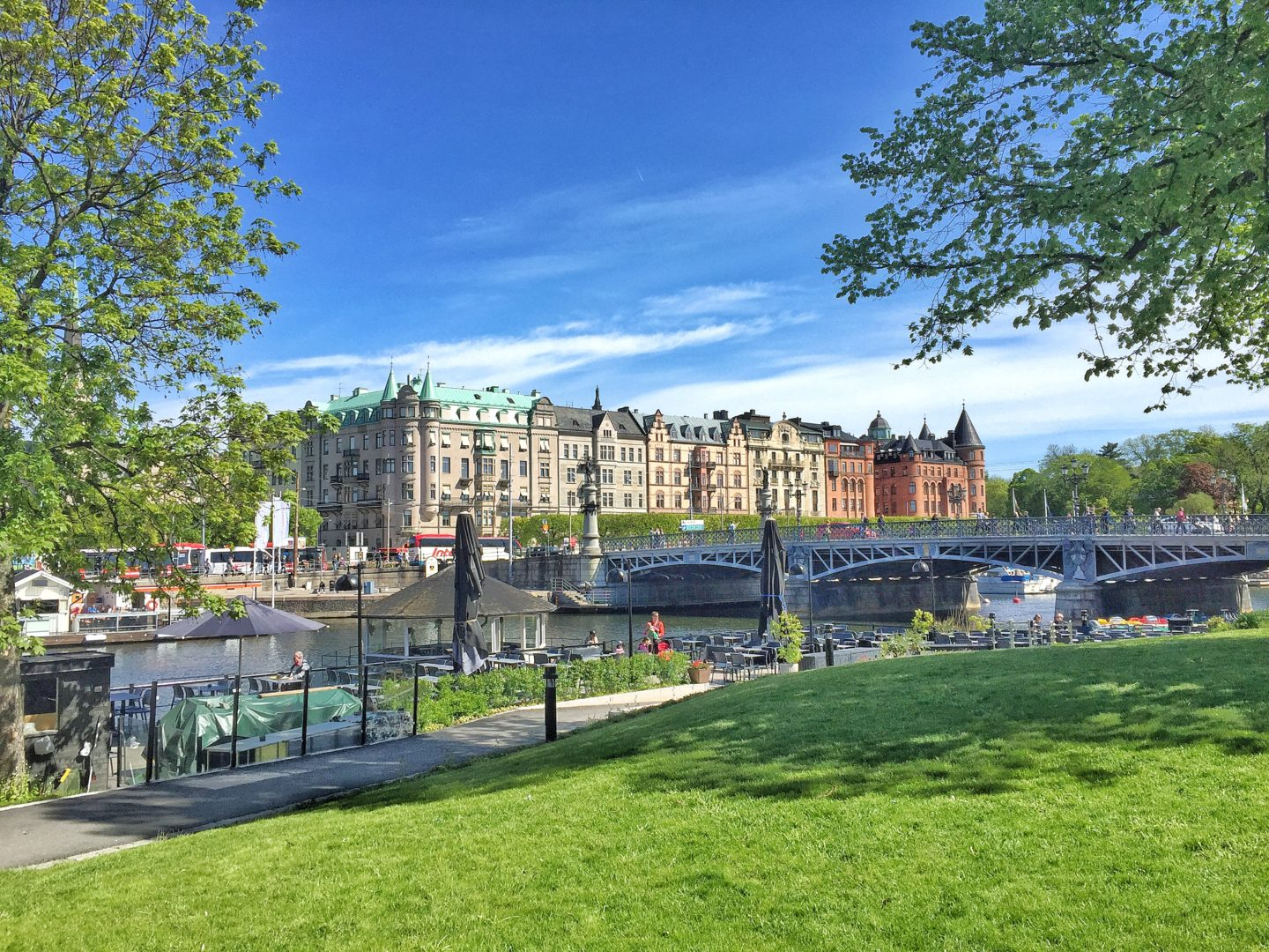 How to travel more with a full-time job Stockholm