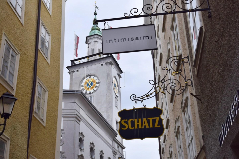Old City a weekend break in Salzburg Austria