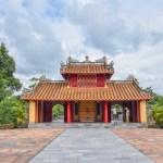 Hue Imperial City Vietnam