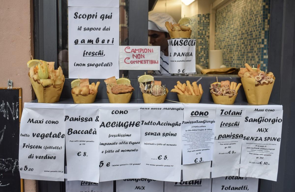 Genoa Do Eat Better Food tour Italy