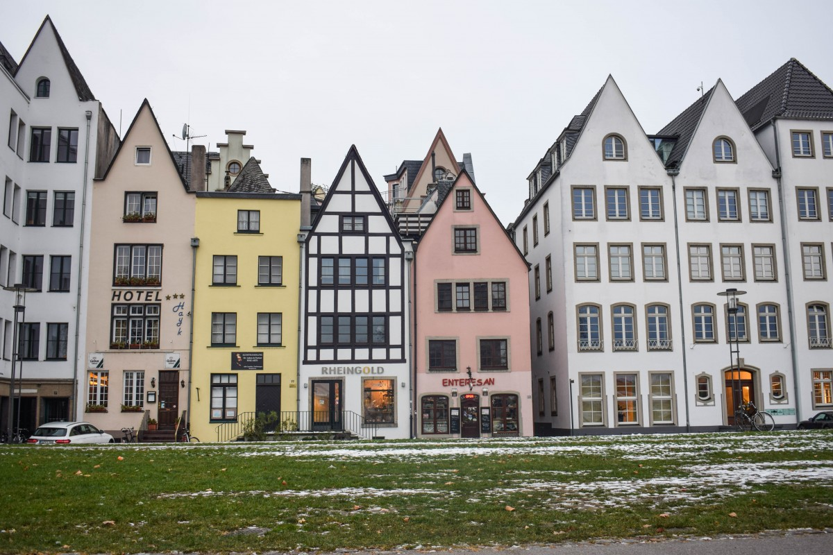 Altstadt Cologne Old Town Germany