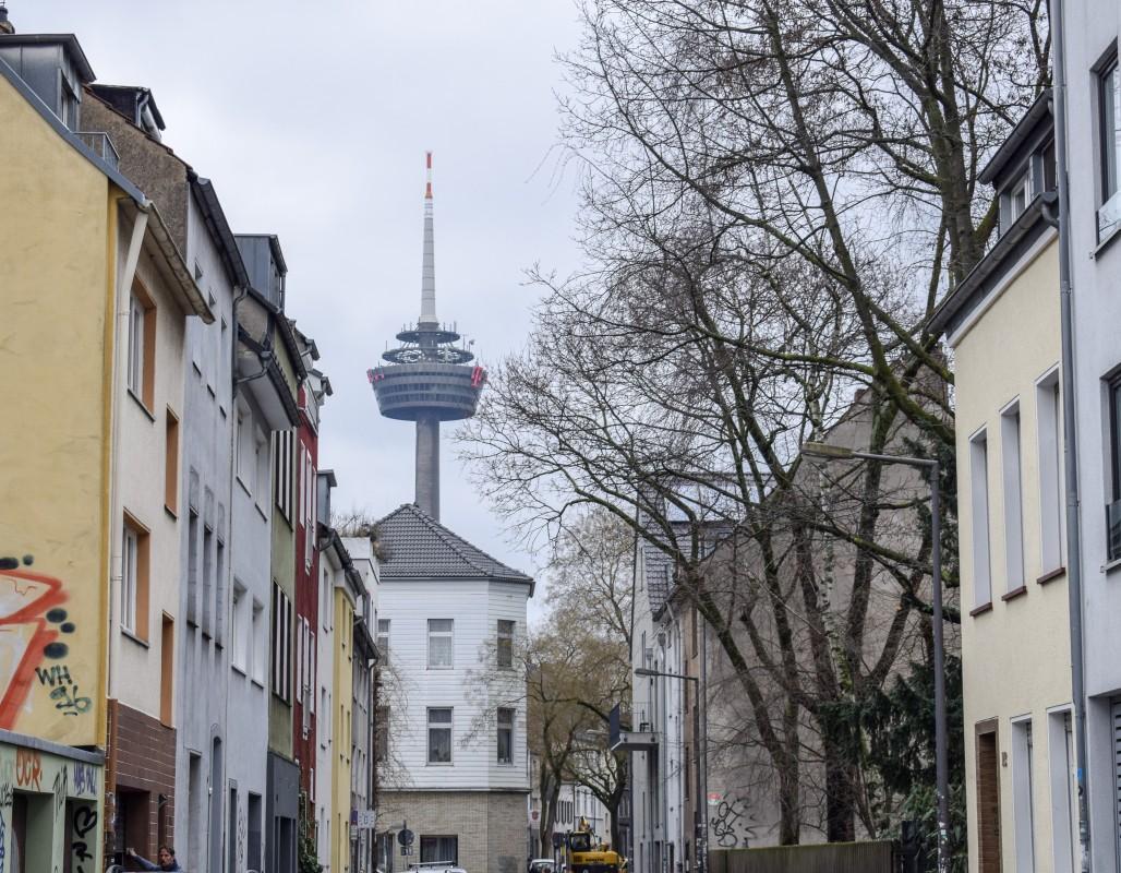 Colonius Tower Cologne
