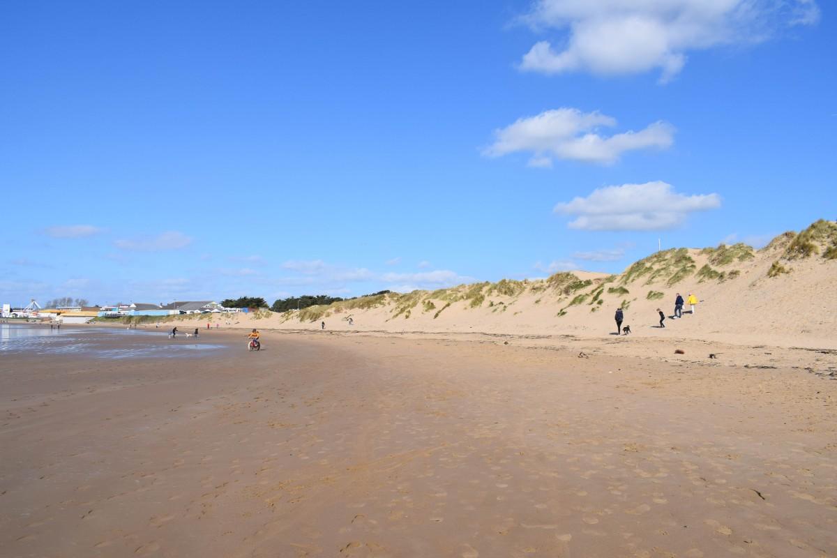 sand dunes sandy bay