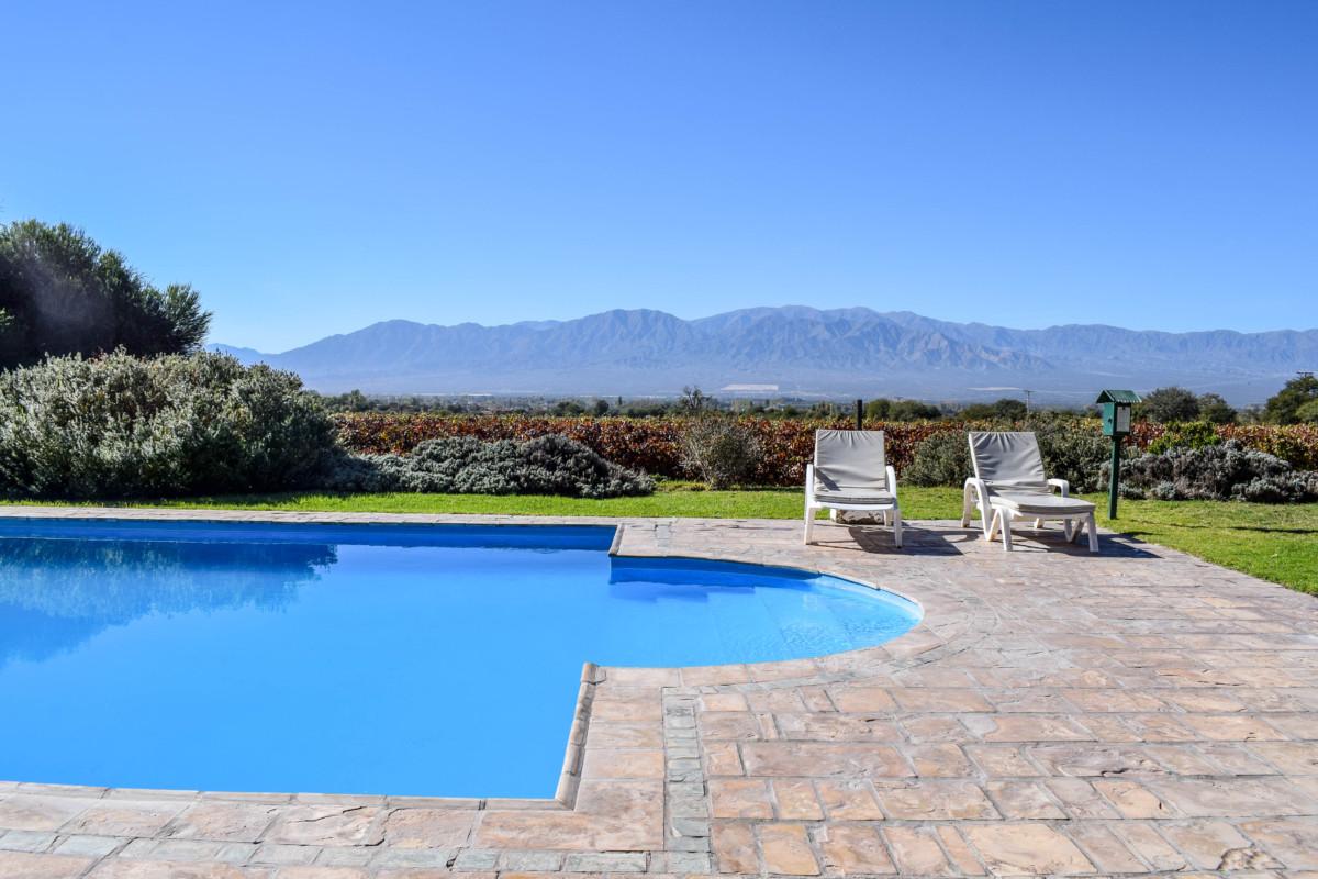 vinas de cafayate hotel pool argentina