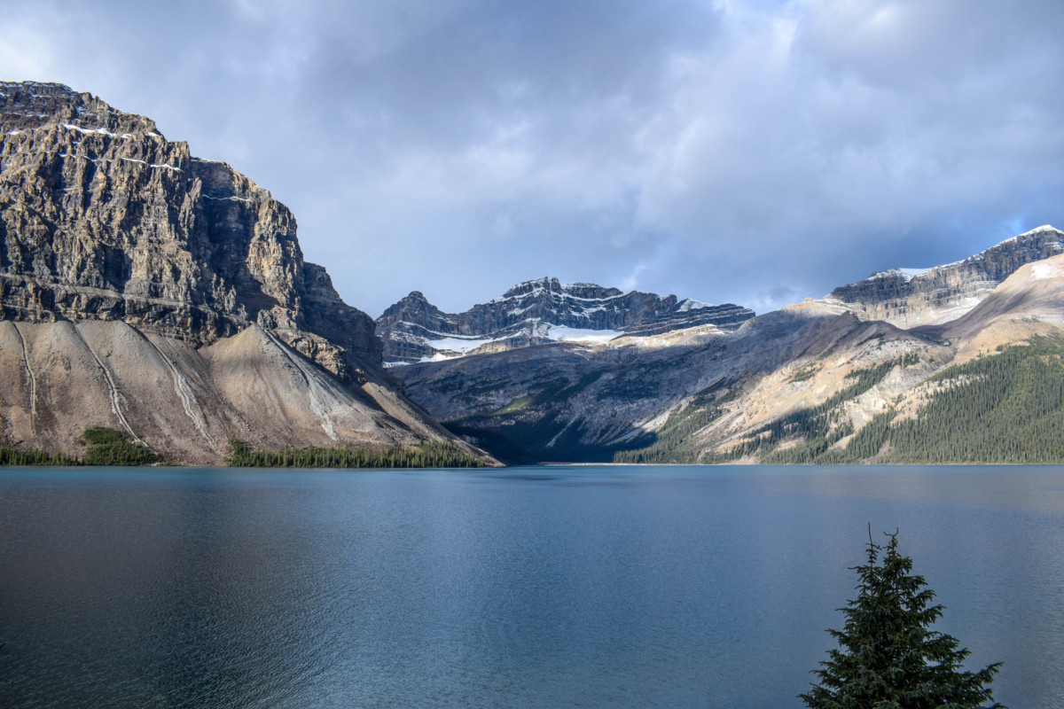 Bow Lake Icefields Parkway Canada