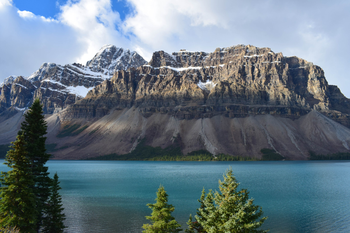 Hector Lake Icefields Parkway Canada