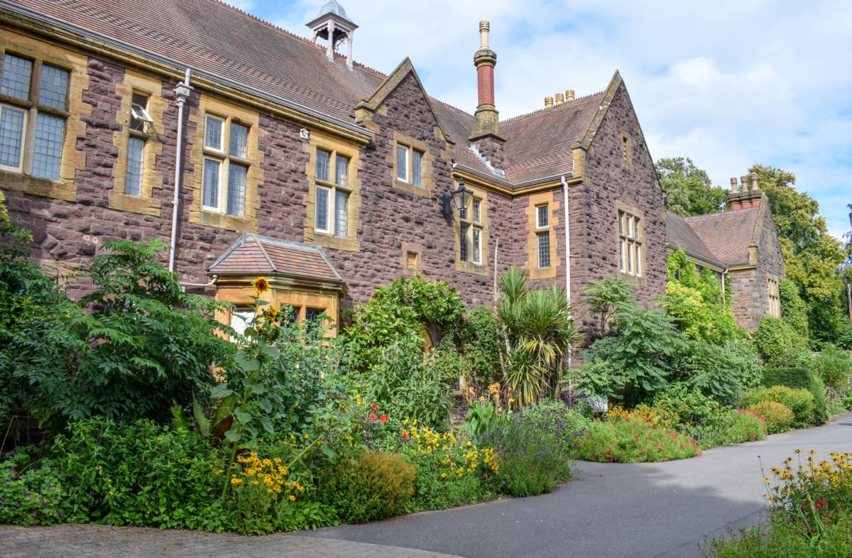 Bristol Botanic Garden University Holmes