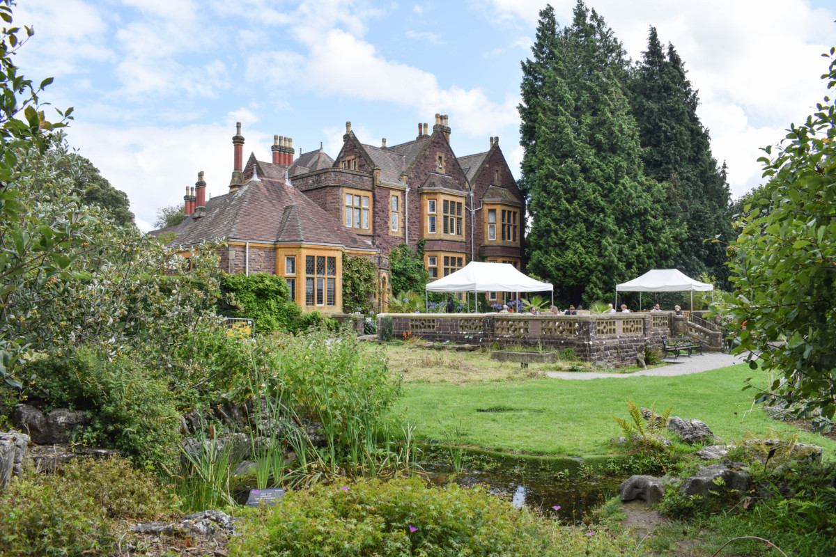 Bristol Botanic Gardens house