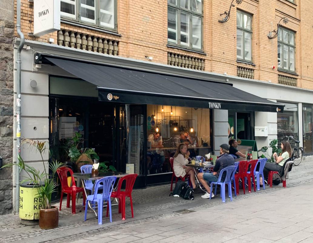 Tonkin District cheap places to eat Copenhagen