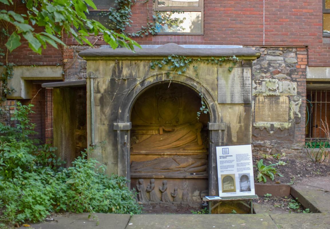 Saint John's Ancient Churchyard