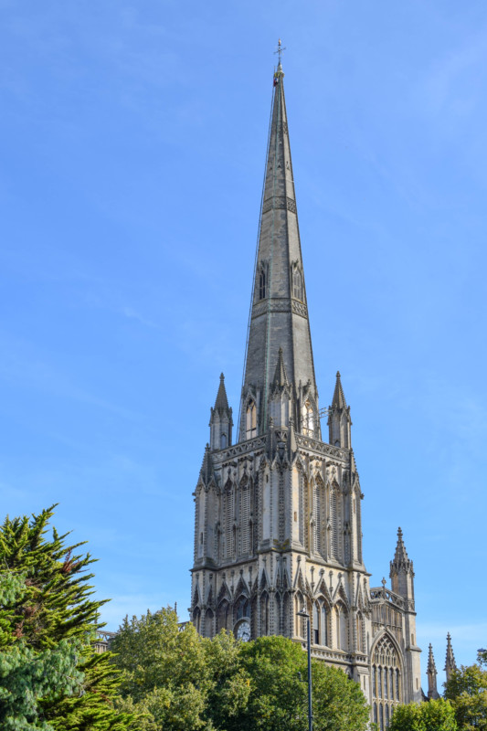 St Mary Redcliffe Bristol