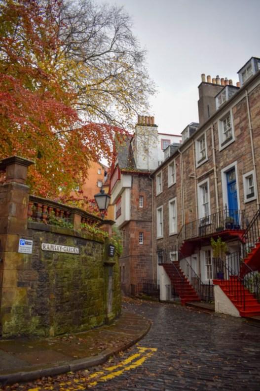 Edinburgh Autumn