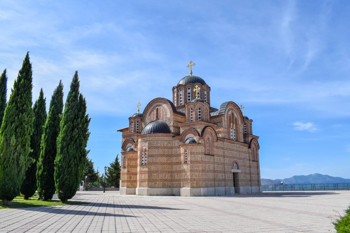Hercegovačka Gračanica Monastery Trebinje Bosnia Herzogovina