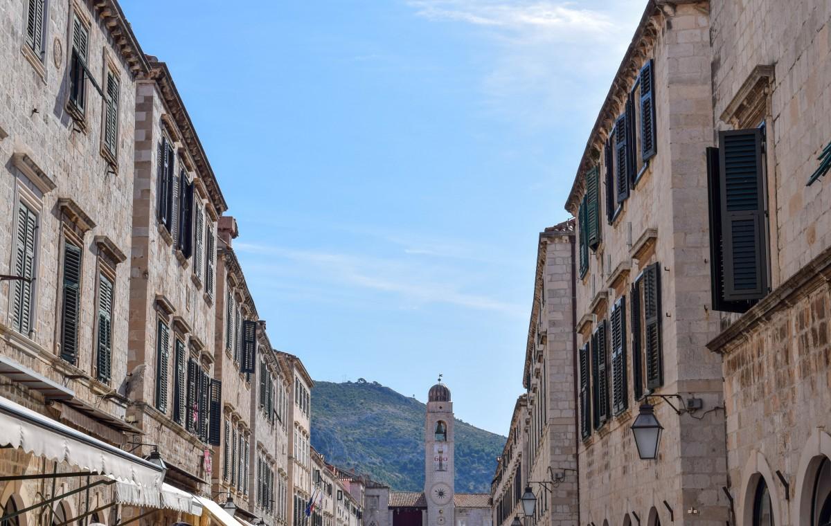 Dubrovnik Old Town in Croatia-A day in Dubrovnik