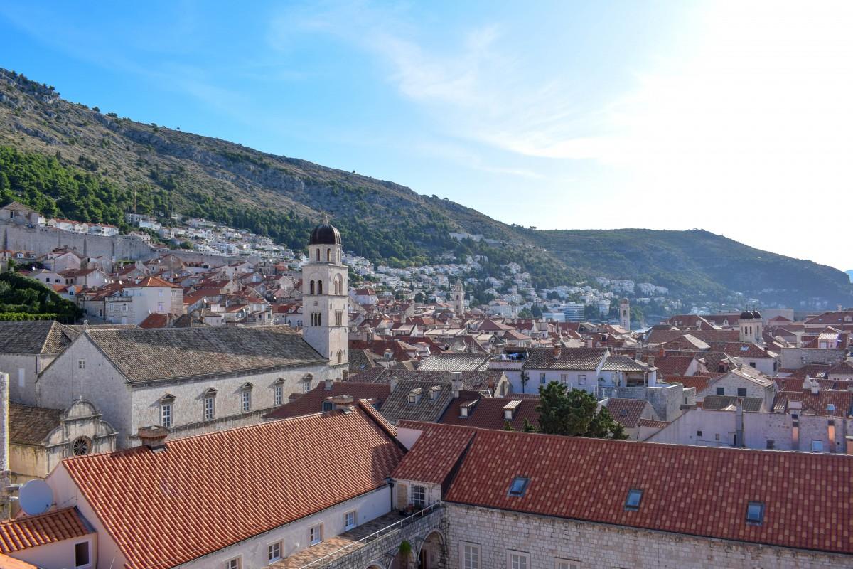 Short break in Dubrovnik Croatia Old City