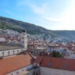 City break Dubrovnik Croatia Old City
