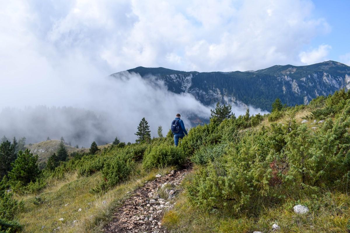 Curevac Hike viewpoint Durmitor National Park Montenegro