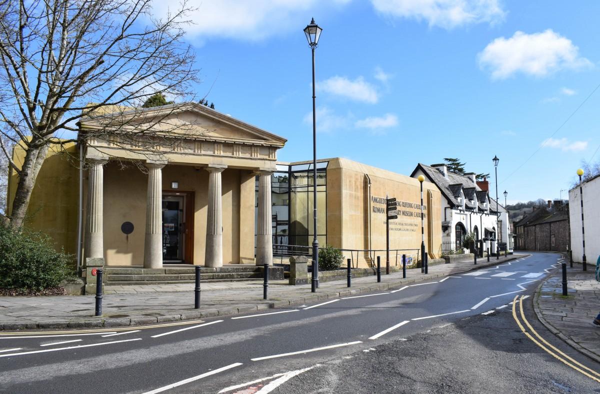 National Roman Legion Museum Caerleon South Wales