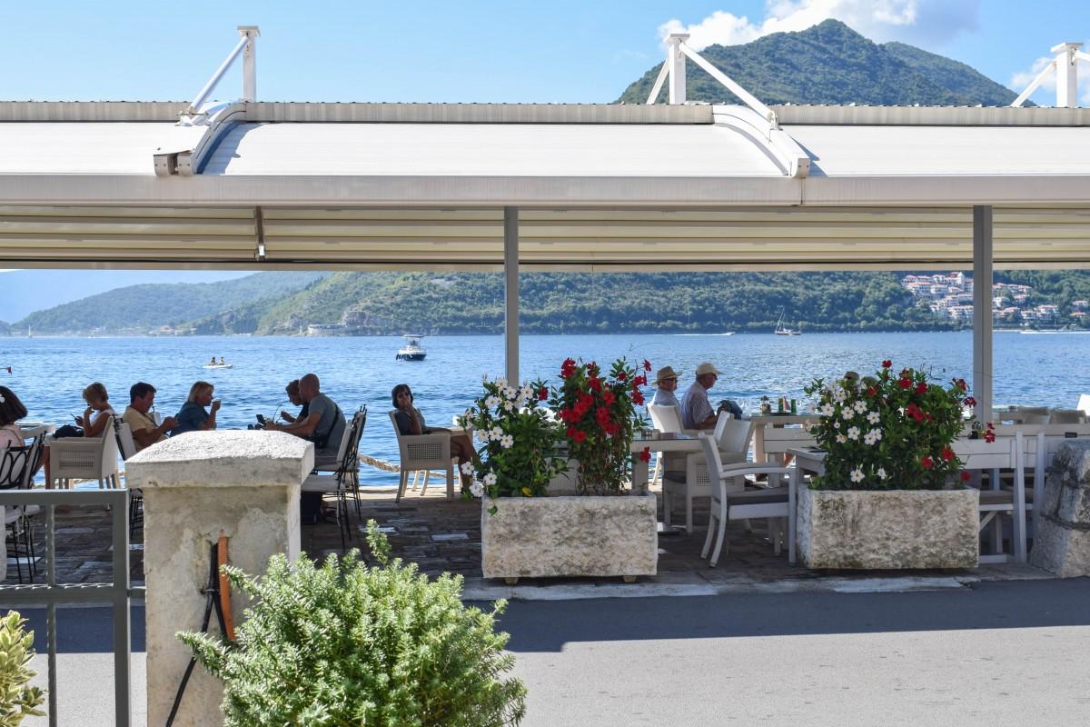 perast restaurant montenegro