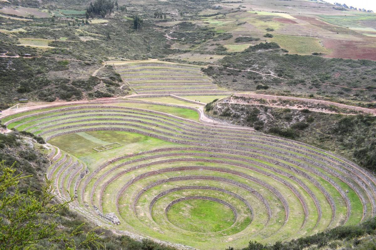 Moray Sacred Valley of Incas Peru
