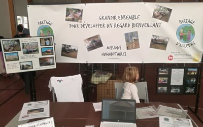 Forum des associations Feuguerolles-Bully