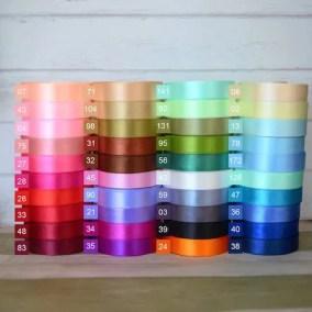 3.Nastri - colori
