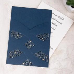4_Partecipazioni Laser blu a sacchetto e interno bianco