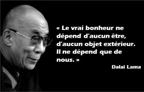 Audacieuse Top 10 des citations du Dalai Lama DW-54