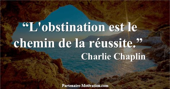 Citation Réussite