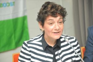 Directrice des opérations de la Banque mondiale pour le Sénégal, Louise CORD.