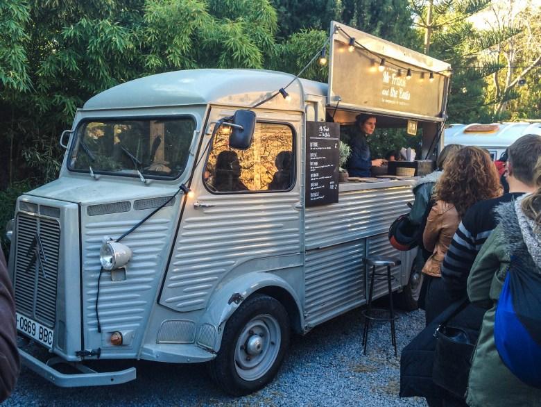 Food Truck a Palo Alto Market Barcellona
