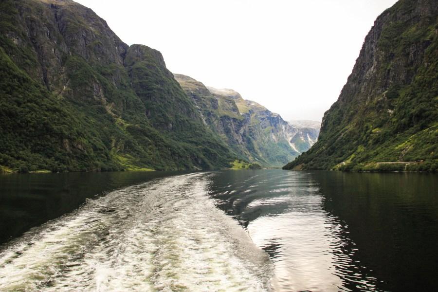 Crociera sui fiordi, Norvegia