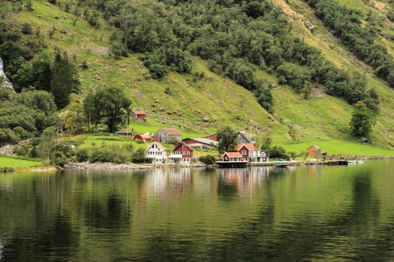 Villaggi di Flam, Norvegia