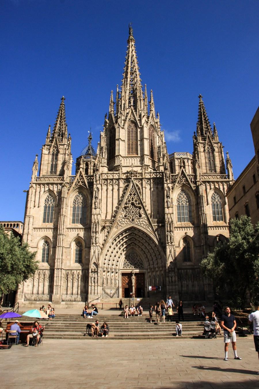 Cattedrale di Barcellona