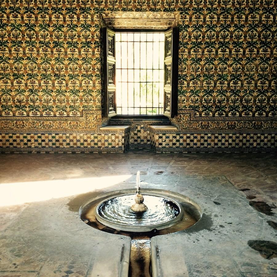 Patios del Real Alcázar di Siviglia