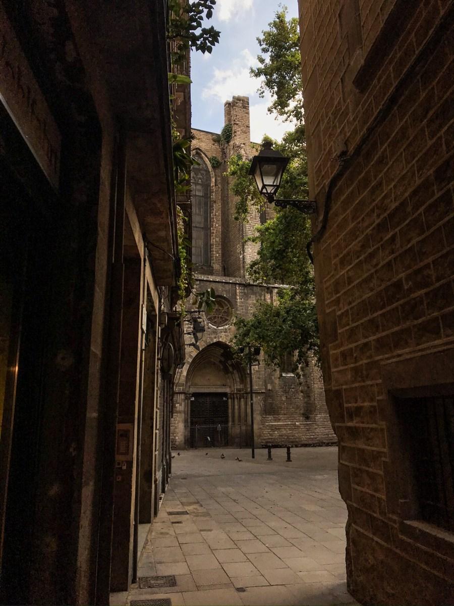 Basilica del Pi di Barcellona