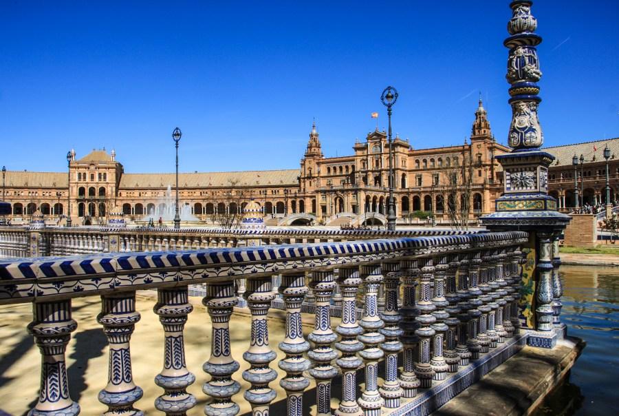 Plaza de España, Siviglia