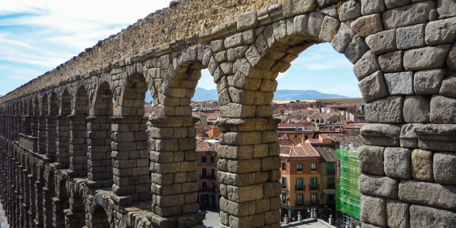 Acquedotto di Segovia, Castiglia e Leon