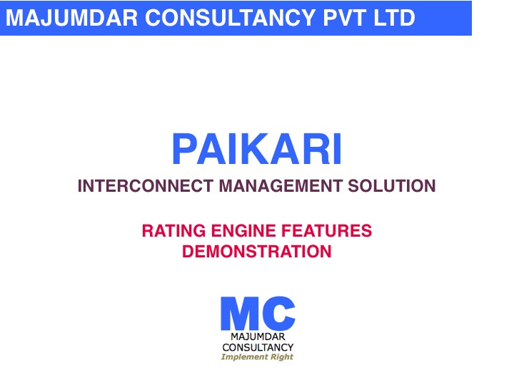 Paikari Rating Engine