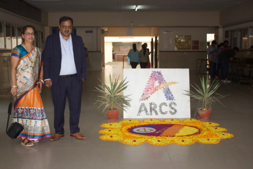 Ay Entrance of Silver Jubilee Building