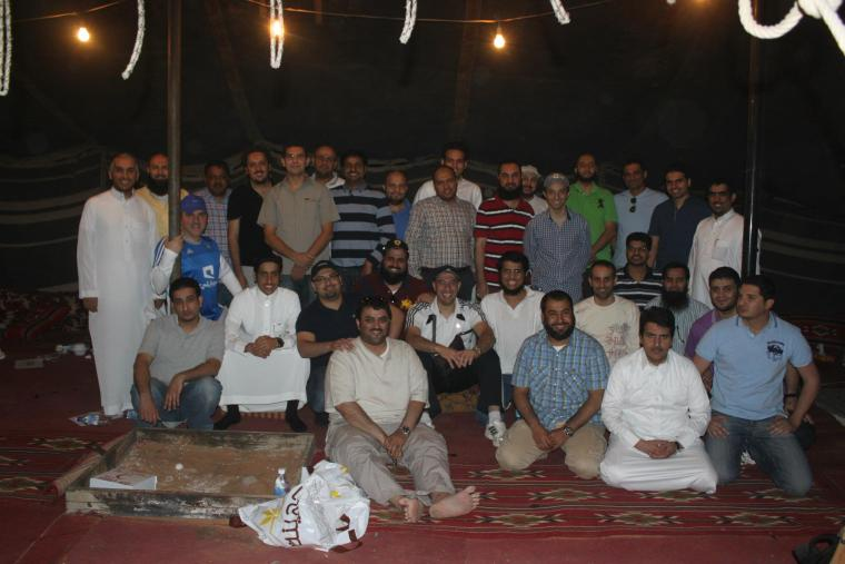 Mobily IT Management Team 2012