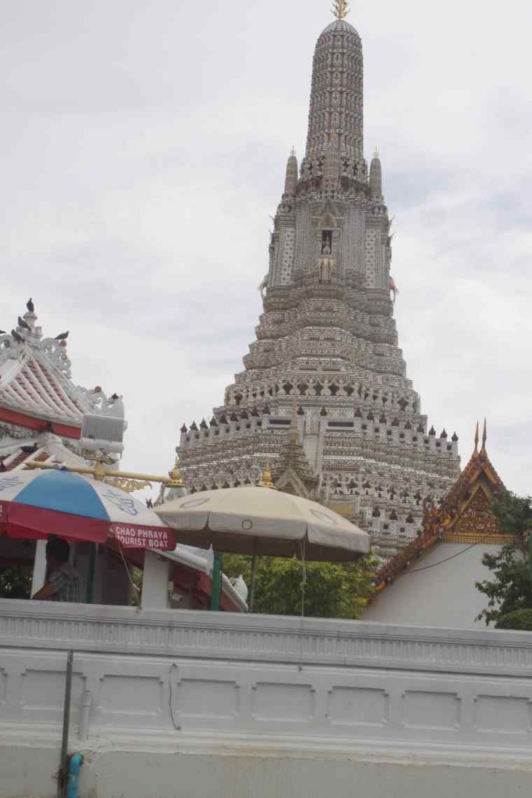 Wat Arun from the Shore