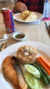 Lunch at S&P Restaurant