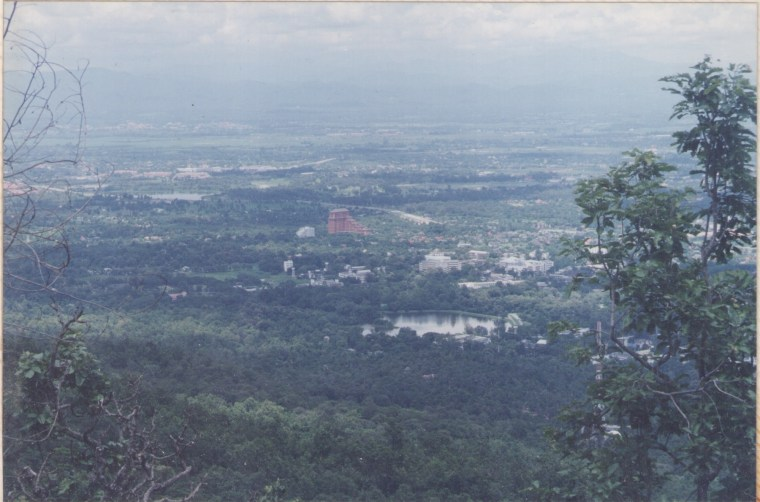 Outskirts of the Chiang Mai City