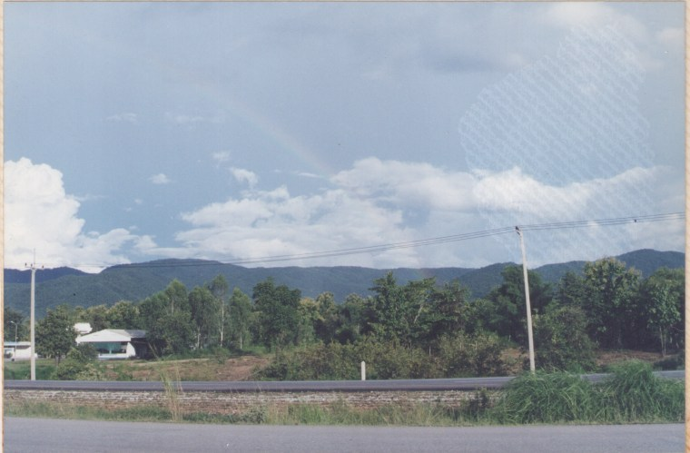 On the way to Chiang Rai