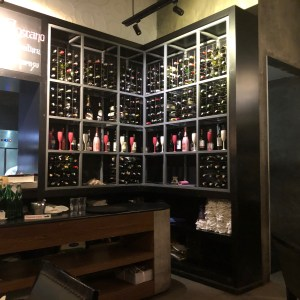 One of the Wine Cellars at Toscano