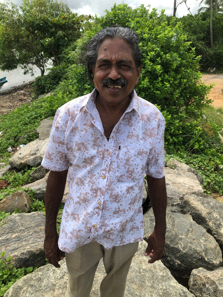 Sunil - my Car Driver and Guide