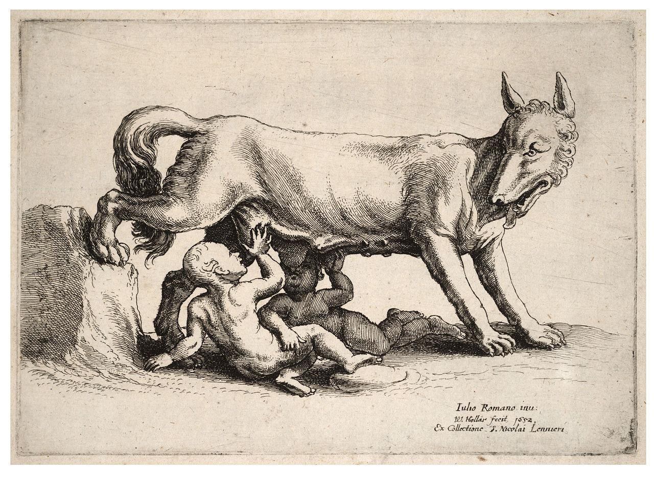 1280px-Wenceslas_Hollar_-_Romulus_and_Remus,_after_Giulio_Romano
