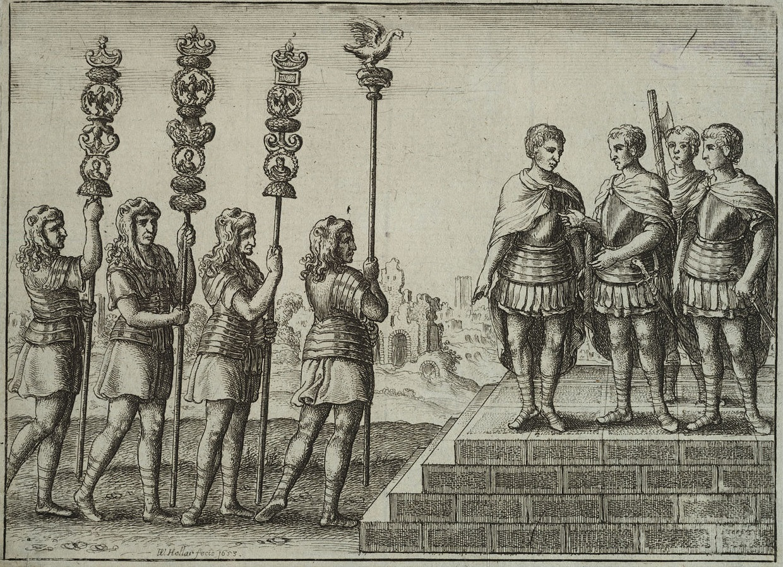 Manly men rome virtus